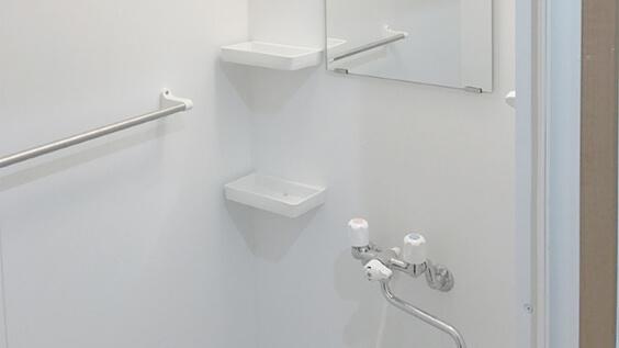 第二寮のお風呂